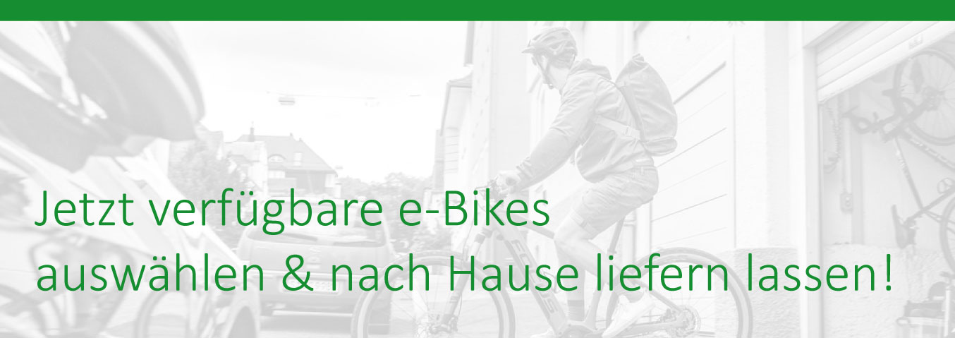 Alle E-Bikes in e-motion e-Bike Welt Aarau-Ost