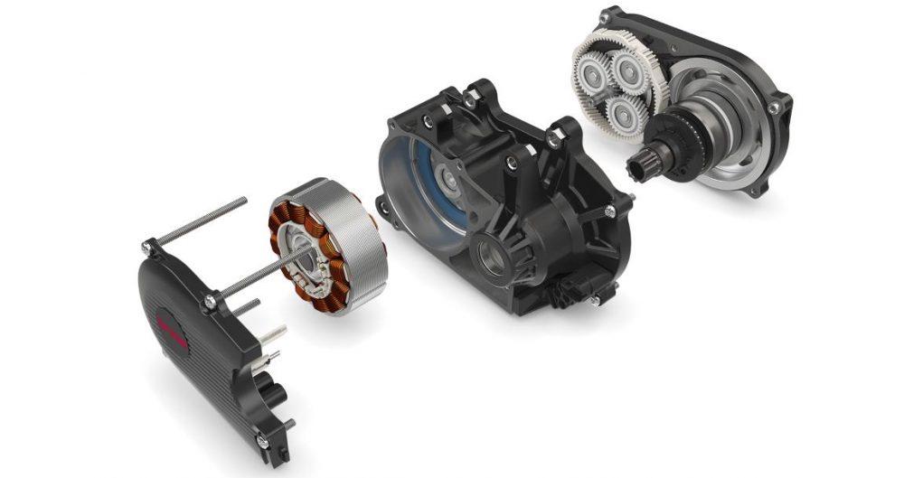 Die technischen Daten des Brose Drive S Mag e-MTB Antriebs