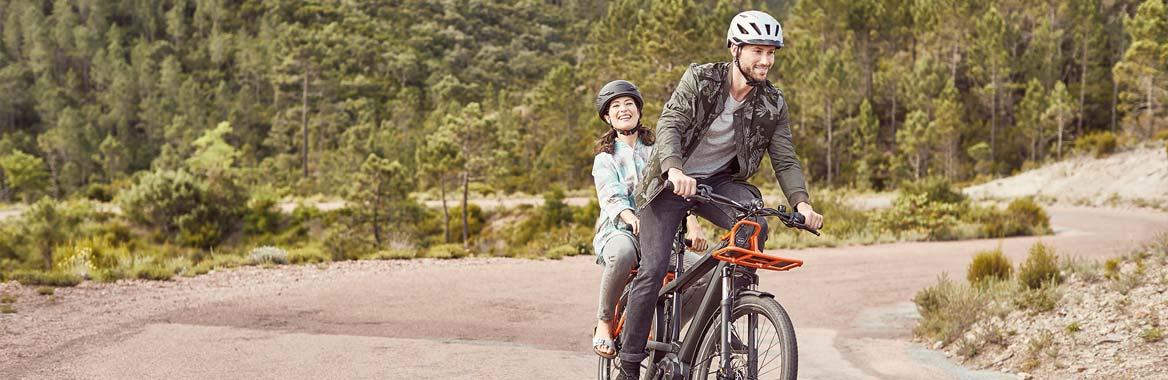Jetzt die aktuellen e-Bike Modelle 2019 online reservieren!