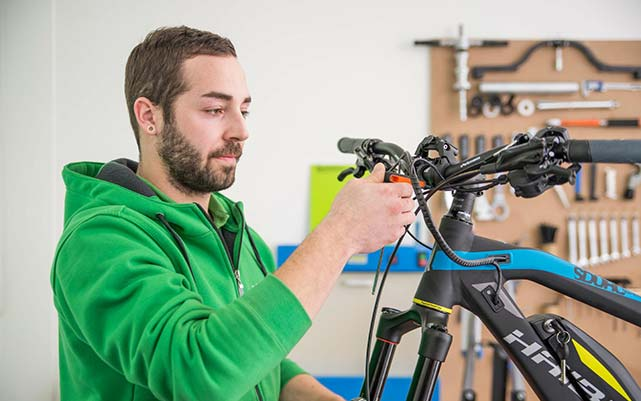 Jobs als e-Bike Mechaniker