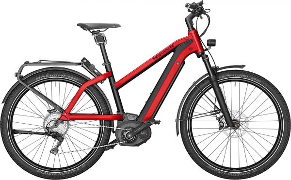 Riese & Müller Charger Mixte vario HS 2019 S-Pedelec