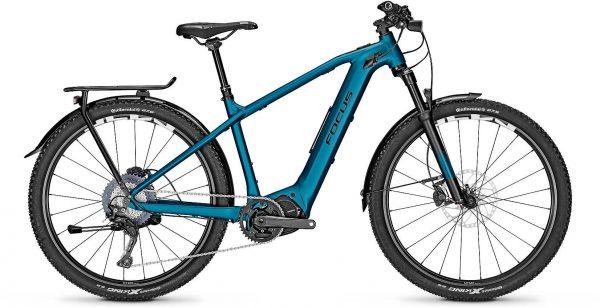 FOCUS Aventura2 9.8 2019 Trekking e-Bike