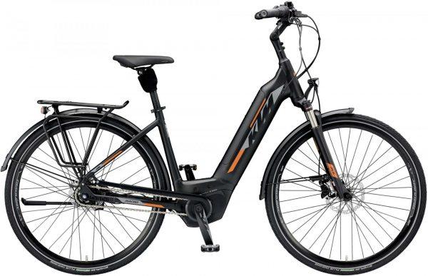 KTM Macina City 8 Belt P5 2019 City e-Bike