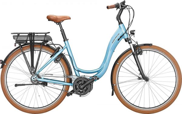 Riese & Müller Swing urban 2019 City e-Bike