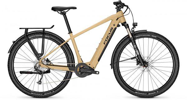 FOCUS Aventura2 6.6 2020 Trekking e-Bike