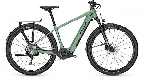FOCUS Aventura2 6.8 2020 Trekking e-Bike