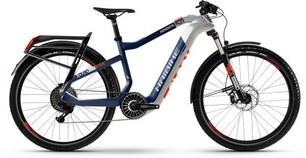 Haibike XDURO Adventr 5.0 2020 Trekking e-Bike
