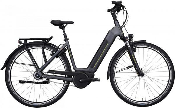 Hercules Robert/-a Deluxe I-F8 2020 City e-Bike