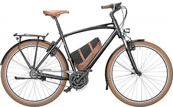 Riese & Müller Cruiser city rücktritt 2020 City e-Bike