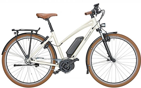Riese & Müller Cruiser Mixte vario urban 2020 City e-Bike