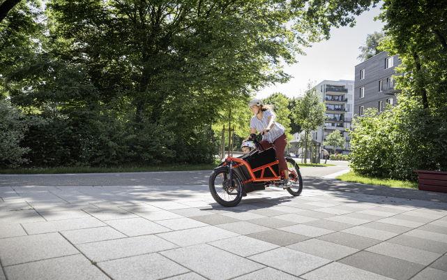 Lasten e-Bikes 2020