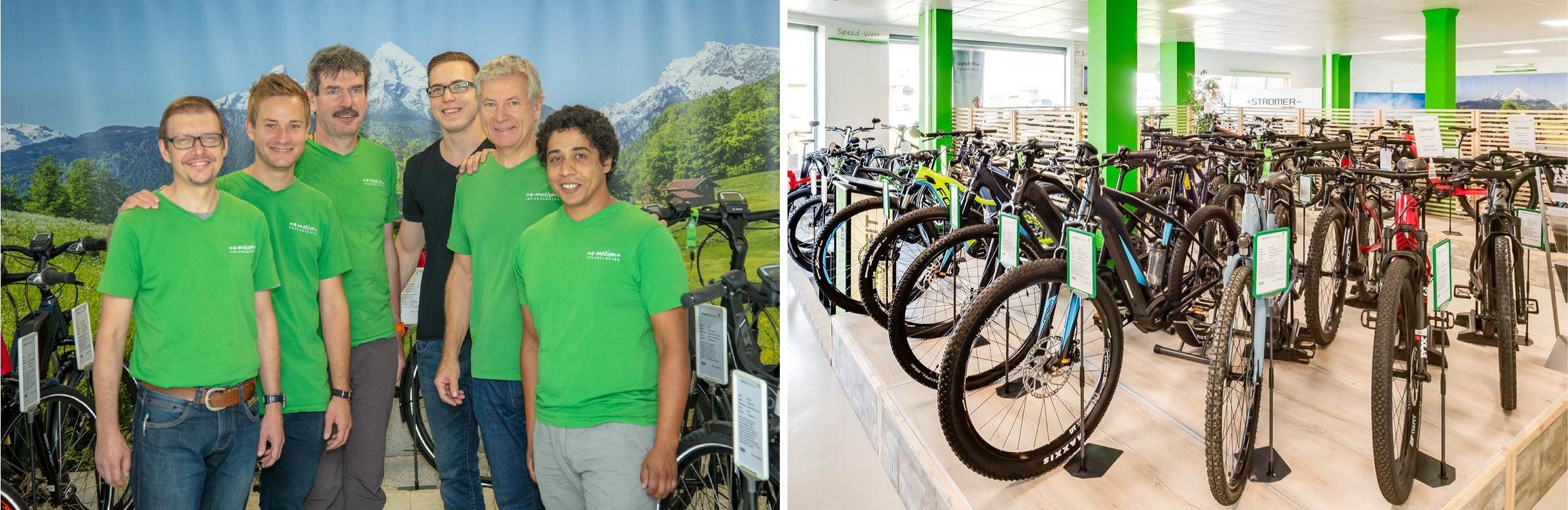 e-motion e-Bike Welt Aarau-Ost