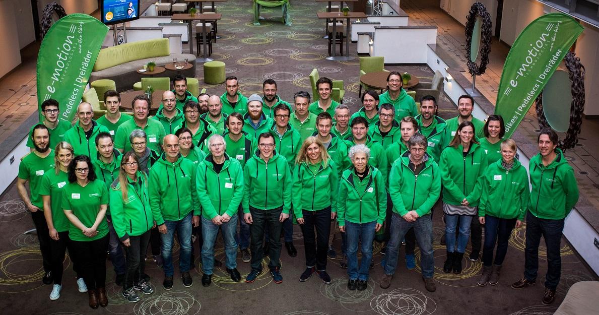 Die e-motion-Technologies-Partner unserer Filialen und Standorte ind Deutschland und der Schweiz