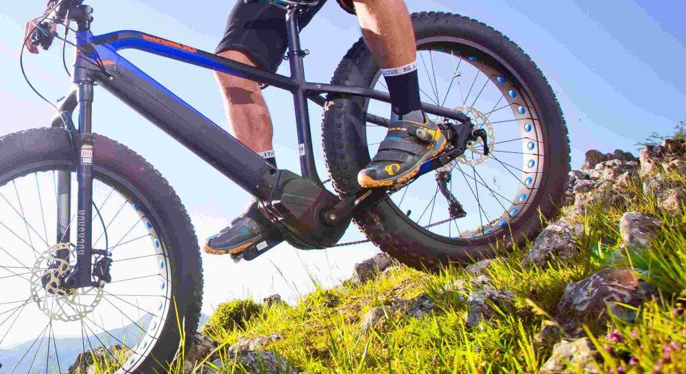 Gutes Fahrgefühl mit Brose e-Bike Antrieb