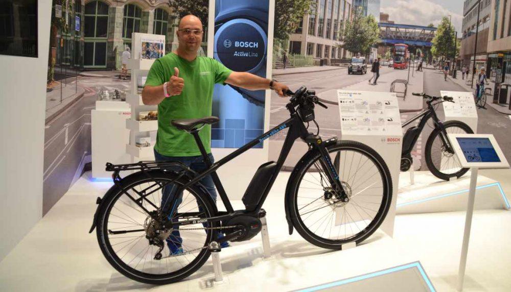 E Bike ABS