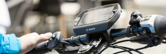 e-Bike Display Übersicht