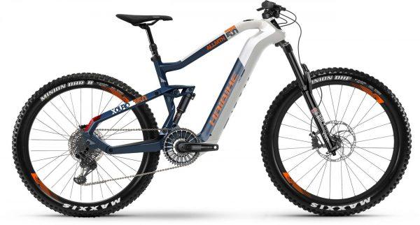 Haibike XDURO AllMtn 5.0 2019 e-Mountainbike