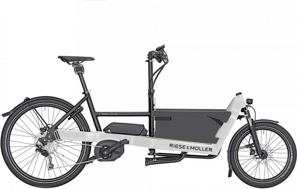Riese & Müller Packster 40 touring HS 2019 S-Pedelec