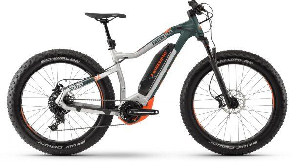 Haibike XDURO FatSix 8.0 2020 e-Mountainbike