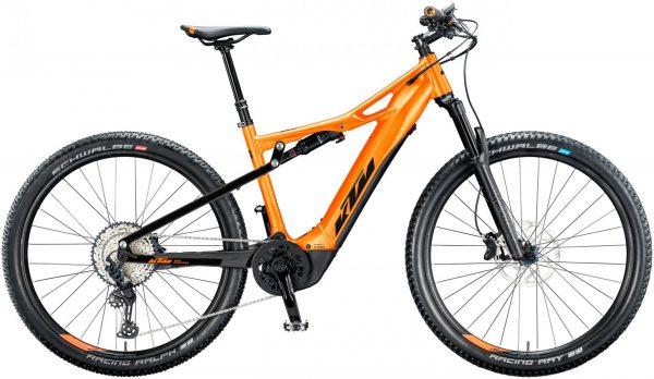 KTM Macina Chacana 293 2020 e-Mountainbike