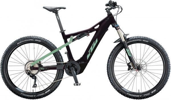KTM Macina Lycan 272 Glory 2020 e-Mountainbike