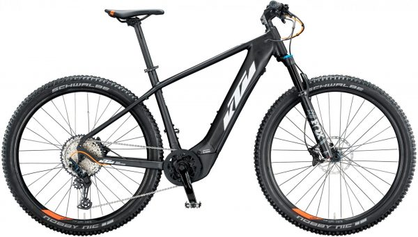 KTM Macina Team 291 2020 e-Mountainbike