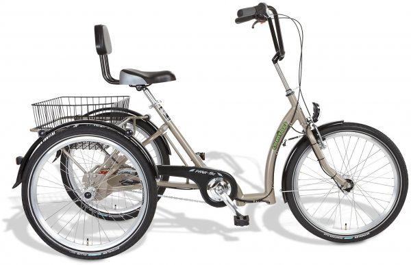 PFAU-Tec Comfort 2020 Dreirad für Erwachsene