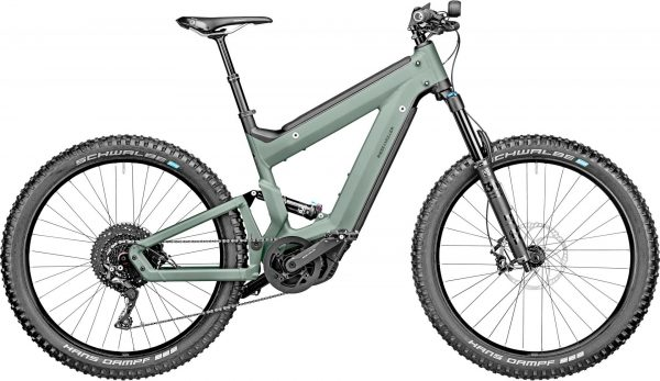 Riese & Müller Superdelite mountain rohloff 2020 e-Mountainbike