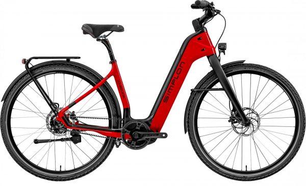 Simplon Chenoa Bosch CX TR 2020 Trekking e-Bike