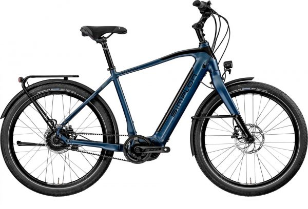 Simplon Kagu Bosch CX Deore-10 2020 Trekking e-Bike