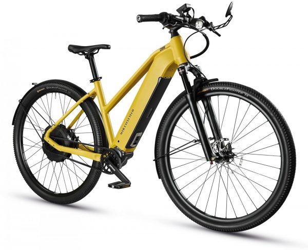 MTB Cycletech Code Lady 45 9XR 2020 Trekking e-Bike