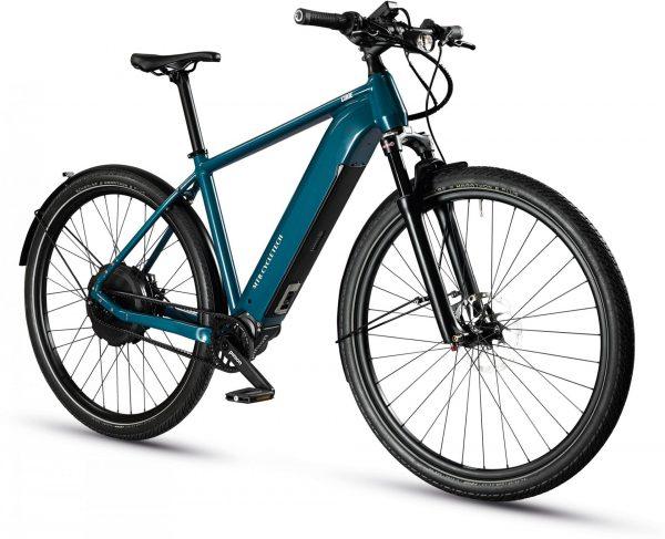 MTB Cycletech Code Man 45 9XR 2020 Trekking e-Bike