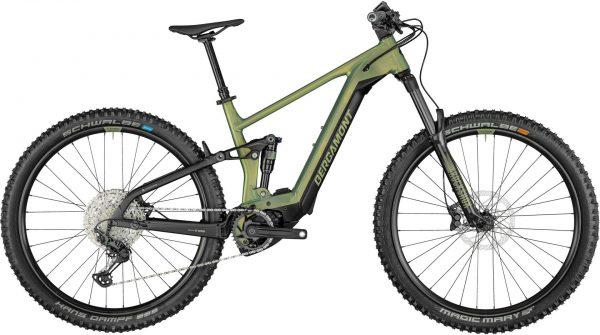 Bergamont E-Trailster Pro 2021 e-Mountainbike