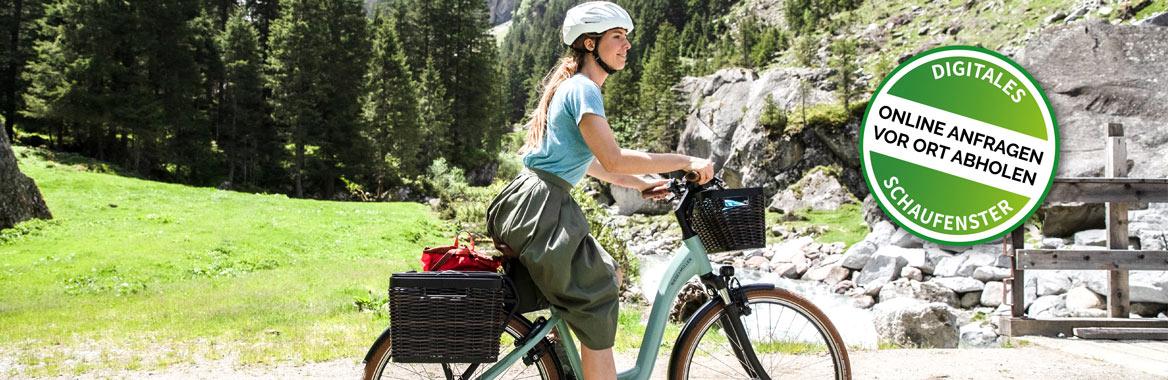 e-motion e-Bikes Online Anfragen